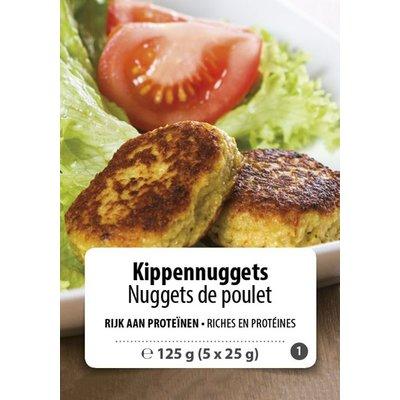 Shape Essentials Kippennuggets (5 x 25g) F1