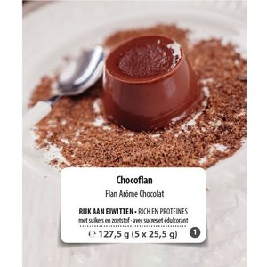 Shape Essentials Chocolade flan (5 x 25g)