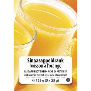 Shape Essentials Sinaasappel drink (5 x 25g) F1
