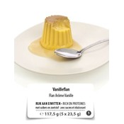 Shape Essentials Vanilla flan (5 x 25,5g)