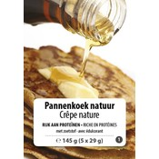 Shape Essentials Pannenkoek natuur (5 x 29g) F1