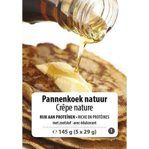 Shape Essentials Pannenkoek natuur (5 x 29g) F1