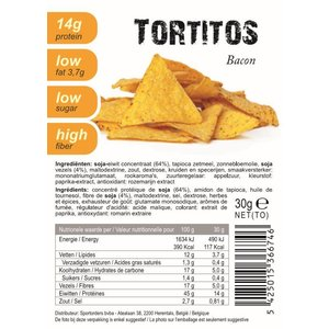 Shape Essentials Chips Tortitos Bacon 1st - F1