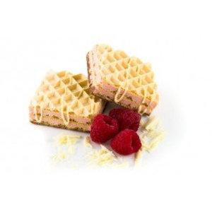 Shape Essentials Witte chocolade & Framboos Protein wafel (5 x 41,9)