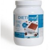 DIETI DIETI Chocolade dessert - Pot 450 g  F1
