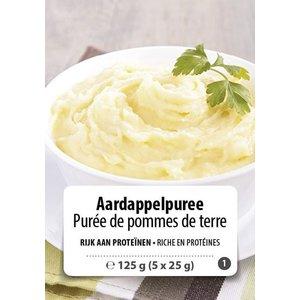 Shape Essentials Aardappelpuree (5 x 25g) F1