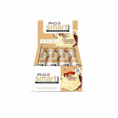 PHD PHD Smart Bars White Choc Blondie 12 X 64g