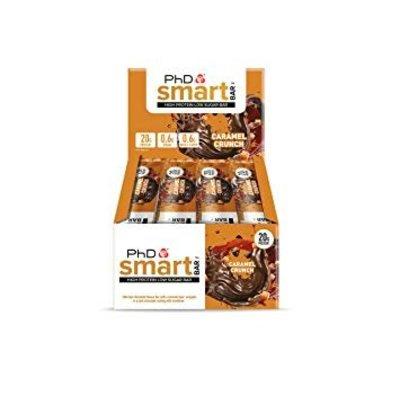 PHD PHD Smart bars Caramel Crunch 12 X 64g