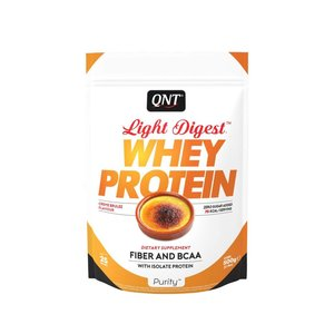QNT Light Digest whey 500g Creme brulee