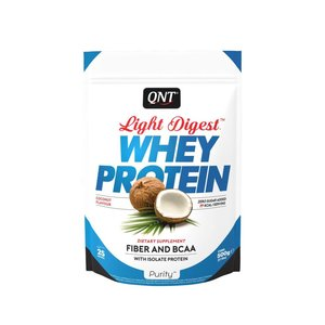 QNT Light digest whey 500g coconut