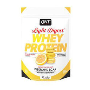 QNT Light Digest whey 500g Lemon Macaroon