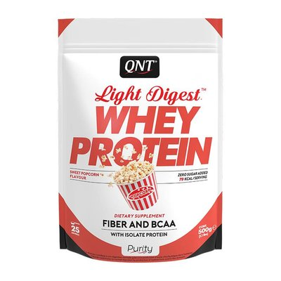 QNT Light Digest whey 500g Popcorn