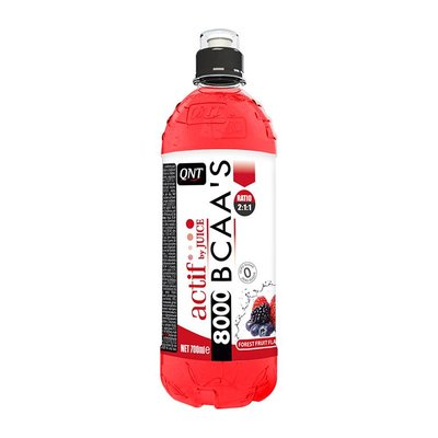 QNT QNT Drinks BCAA 8000mg - Forest Fruits
