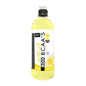 QNT QNT Drinks BCAA 8000mg - Lemon Flavor