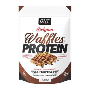 QNT Light Digest protein Waffles 480g Milk chocolate