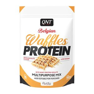 QNT Light Digest protein Waffles 480g White chocolate