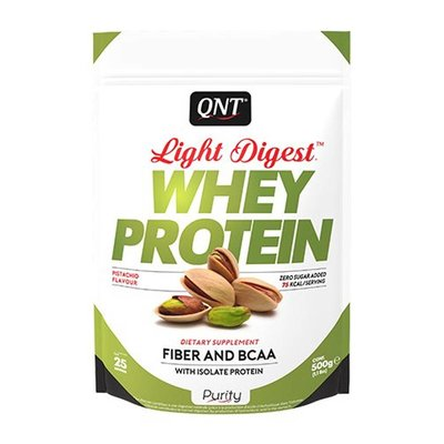 QNT Light digest whey 500g Pistache
