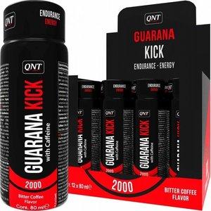 QNT QNT Guarana Kick Shot 12 X 80 ML