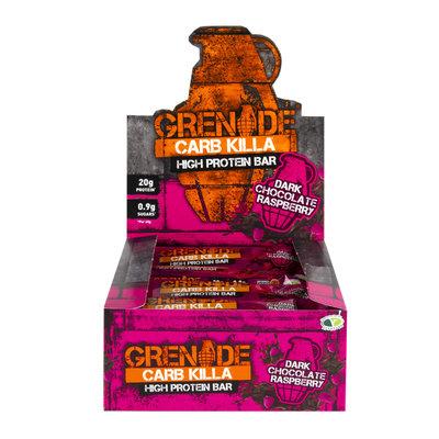 Grenade Grenade Carb Killa bars