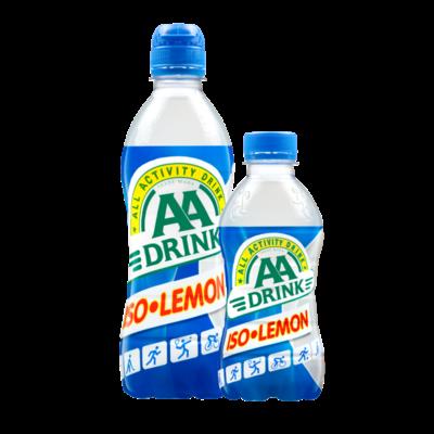 AA-Drinks AA-Drinks Iso Lemon
