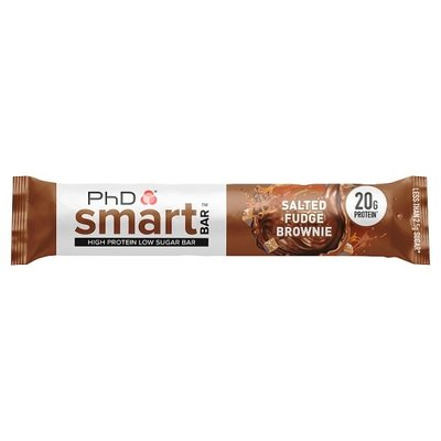 PHD PHD Smart Bars Salted Caramel 12 X 64g