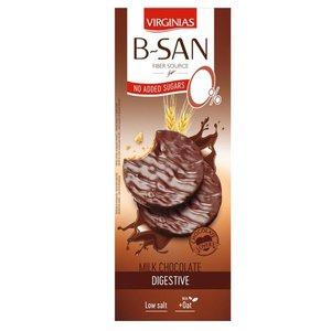 B-San ED - B-san virginias melk chocolade