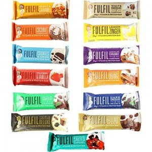 Fulfil Fulfil protein bars