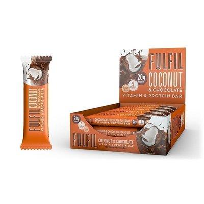 Fulfil Fulfil protein bars