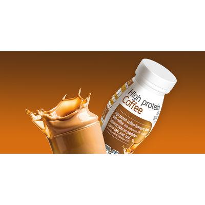 High Protein High protein coffee drink 12 X 250ml