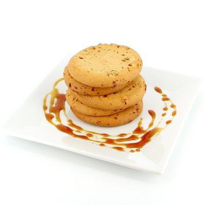 Shape Essentials Salted caramel cookies (5 cookies per box)