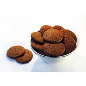 Shape Essentials Hazelnoot chocolade koekjes (4 packages of 5 cookies per box)