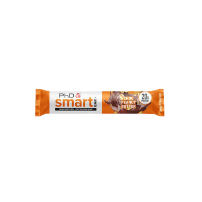 PHD PHD Smart bars chocolate peanut butter 12 X 64g