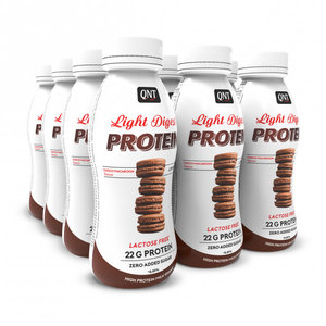QNT Pro shake light digest chocolate