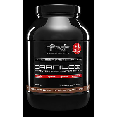 Nanox Carnilox - Beef protein isolates