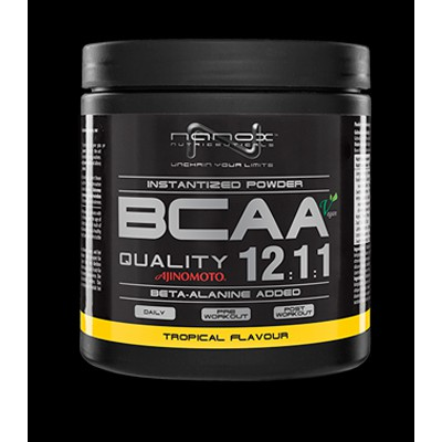 Nanox BCAA 12:1:1 - Instantized powder