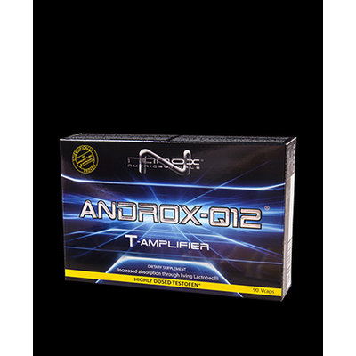 Nanox Androx Q-12, Get the max out of your efforts