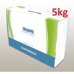 Shape Essentials Slim Afslankbox 10 dagen +10kg afslanken Startbox