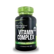 Protech Vitamin Complex - 60 caps the only real recommendation for every athlete!