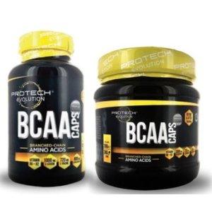 Protech BCAA 2:1:1 caps