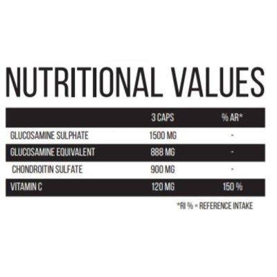 Protech Glucosamine 120 caps