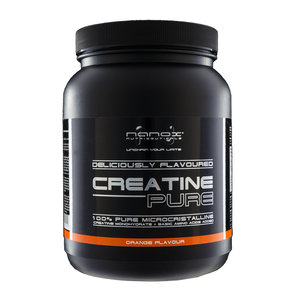 Nanox Nanox Creatine pure orange