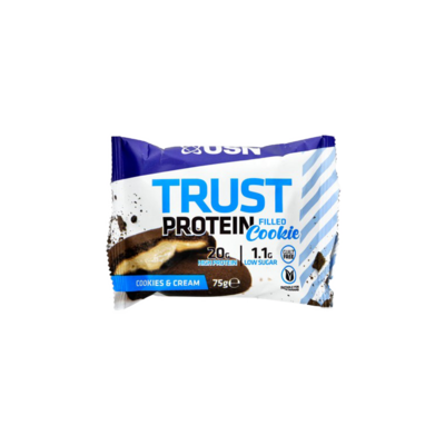 USN USN Trust protein filled cookie 12 X 75g