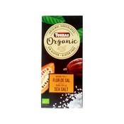Torras Biologische pure chocolade met zeezout 1pc