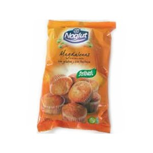 Santiveri Magdalenas - glutenvrije en lactosevrije koekjes