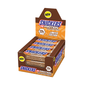 Mars Protein Snickers Hi-protein Peanut Butter LIMITED EDITION