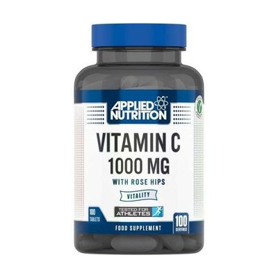 applied nutrition Vitamine c - 100 caps