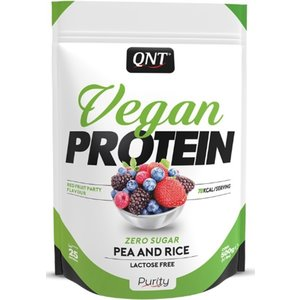 QNT Light Digest VEGAN whey 500g Red fruits party