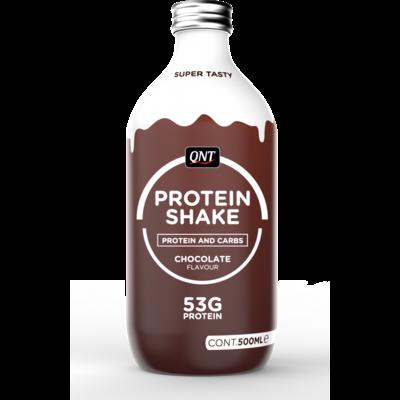 QNT Protein shake 12 X 500ml (glass bottles)
