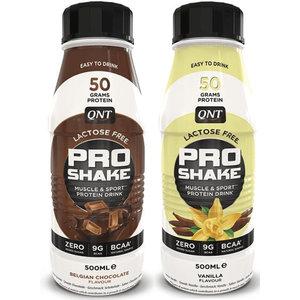 QNT Pro shake 12 X 500ml