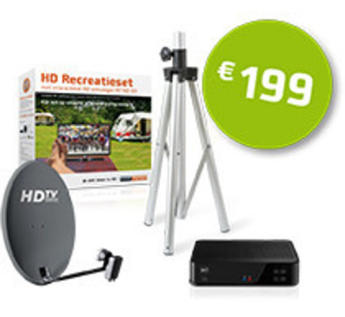 M7 / Canaldigitaal of TVV HD Recreatie pakket
